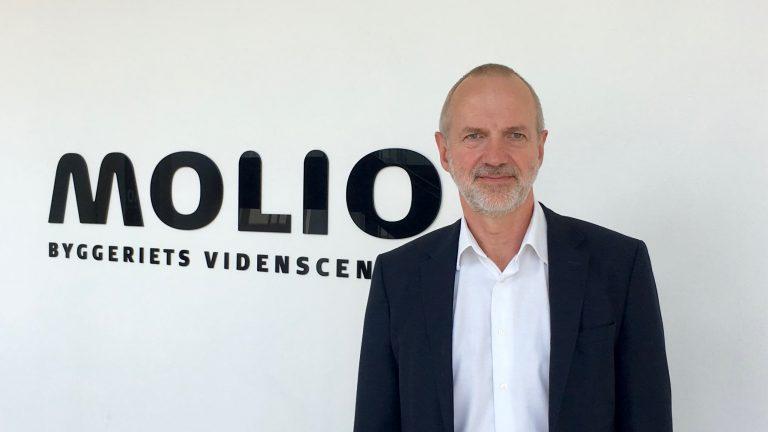 Christian Lerche, tidligere direktør i Molio