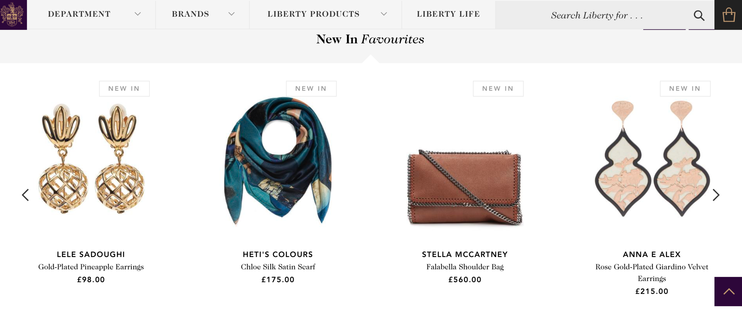 Liberty London Heti's Colours