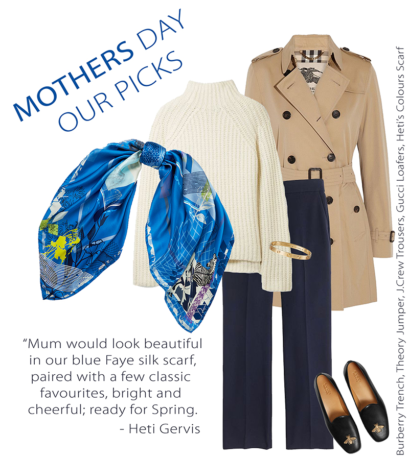 Heti's Colours Mothers Day SS19 Favourite