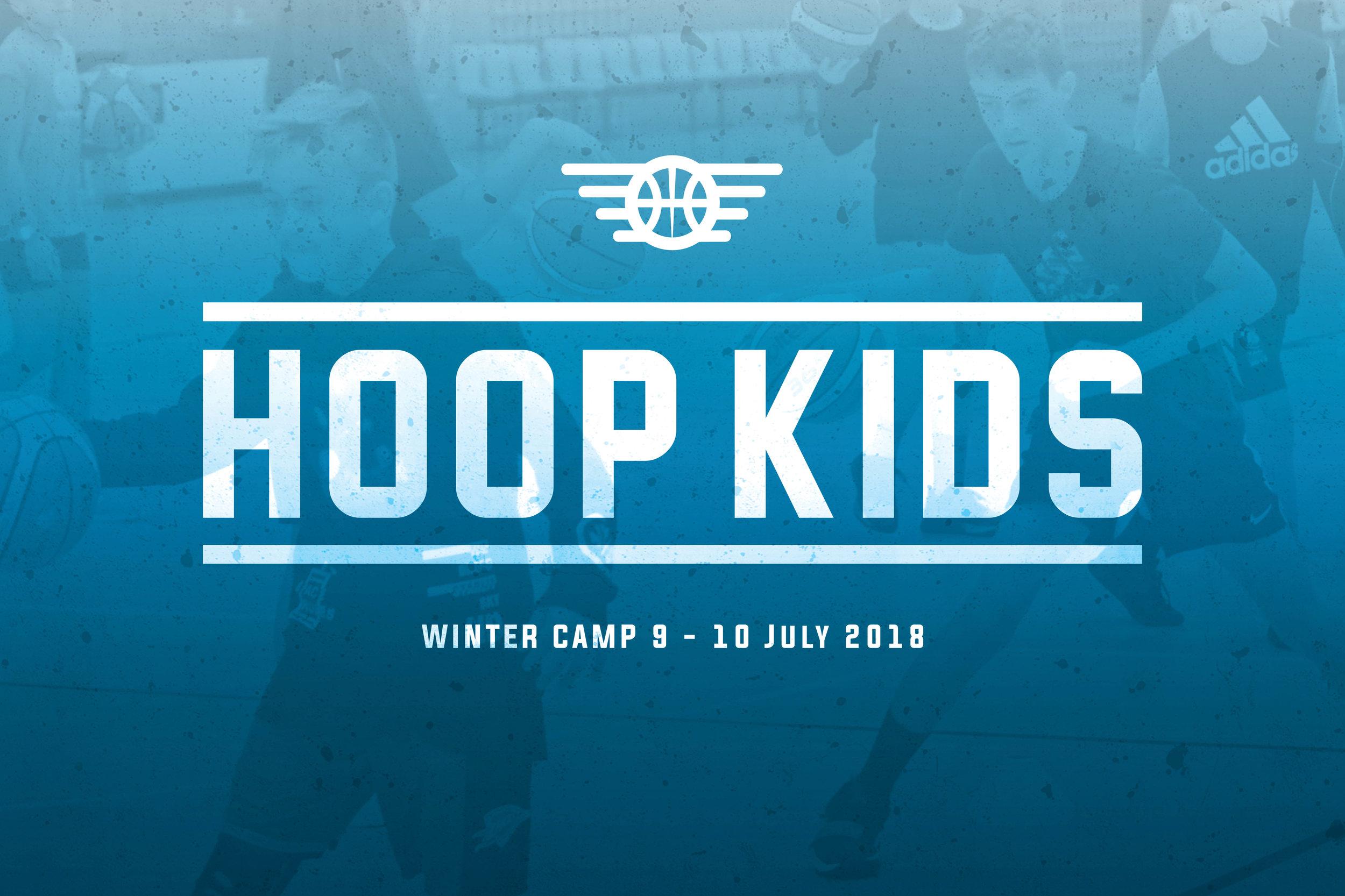 Hoop Kids Winter Camp 2018