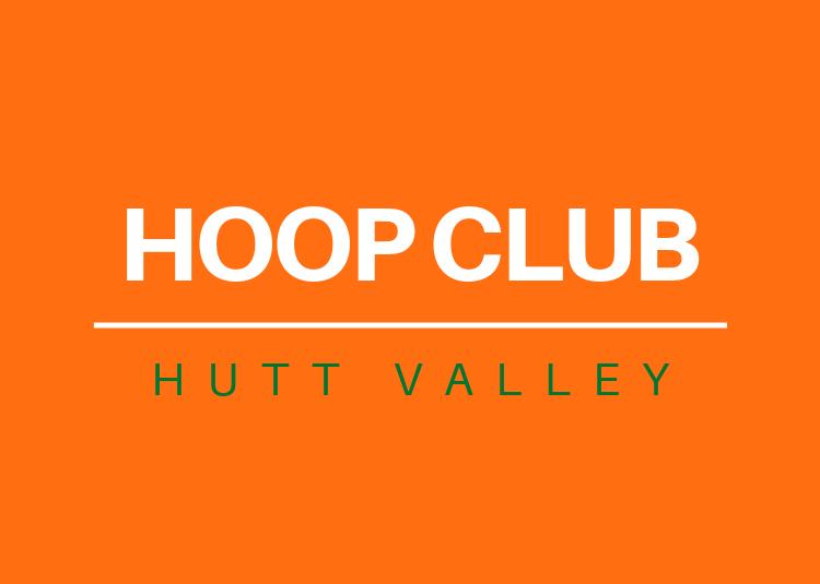 Hoop Club Hutt Valley + Web + Logo