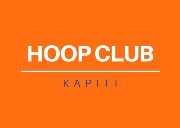 Hoop Club Kapiti + Web + Logo