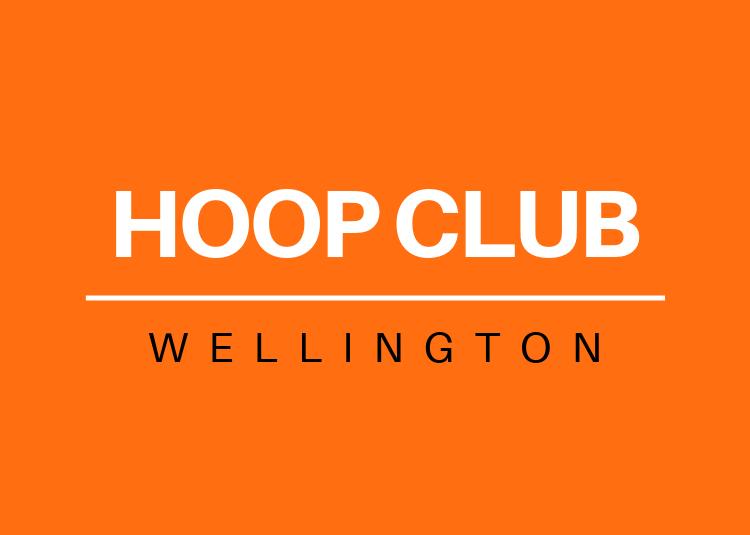 Hoop Club Wellington + Web + Logo