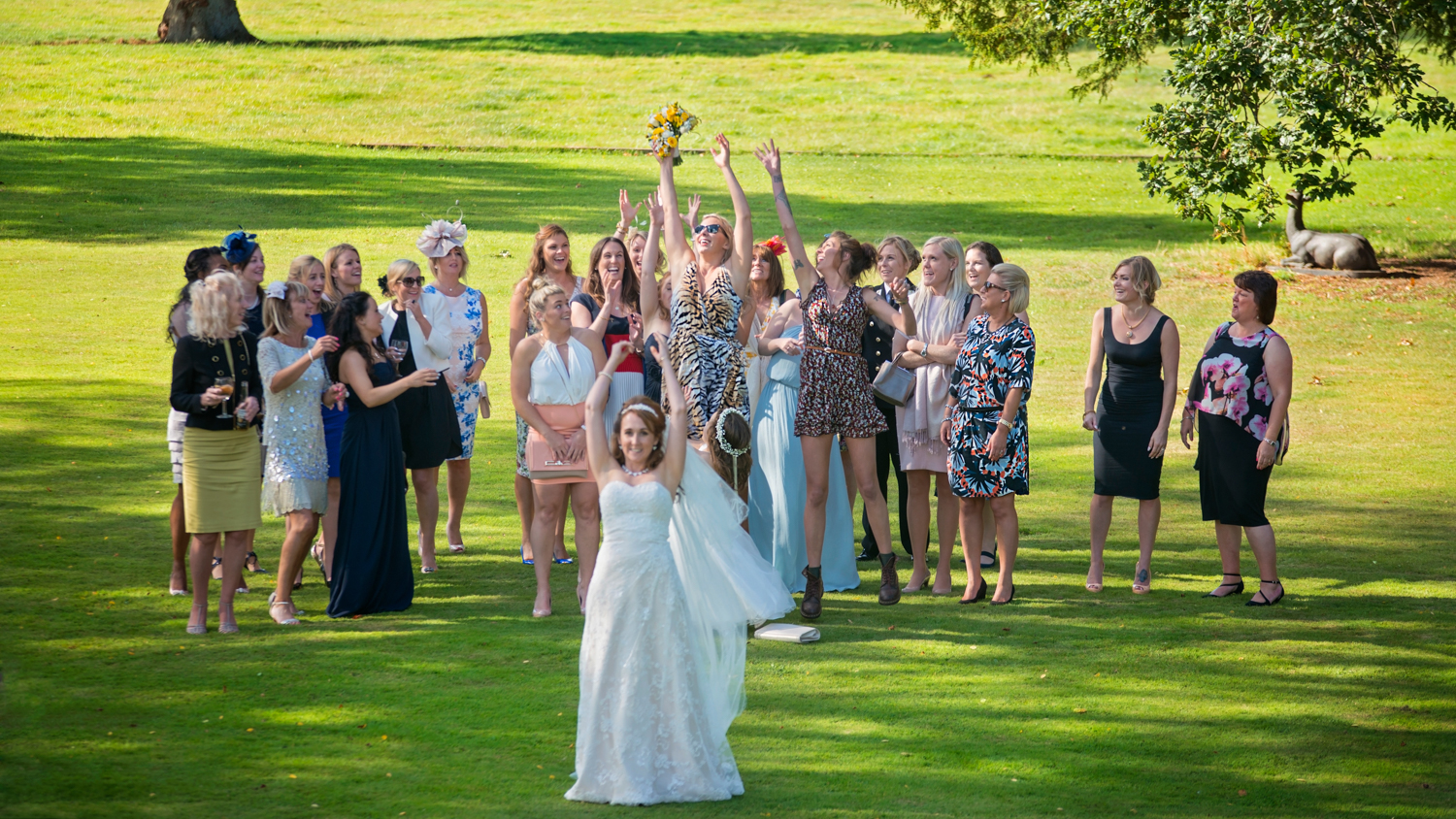 Pentre Mawr Country House | Boquet Toss