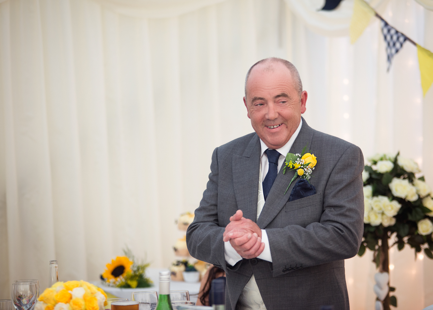 Father of the bride speech | Pentre Mawr