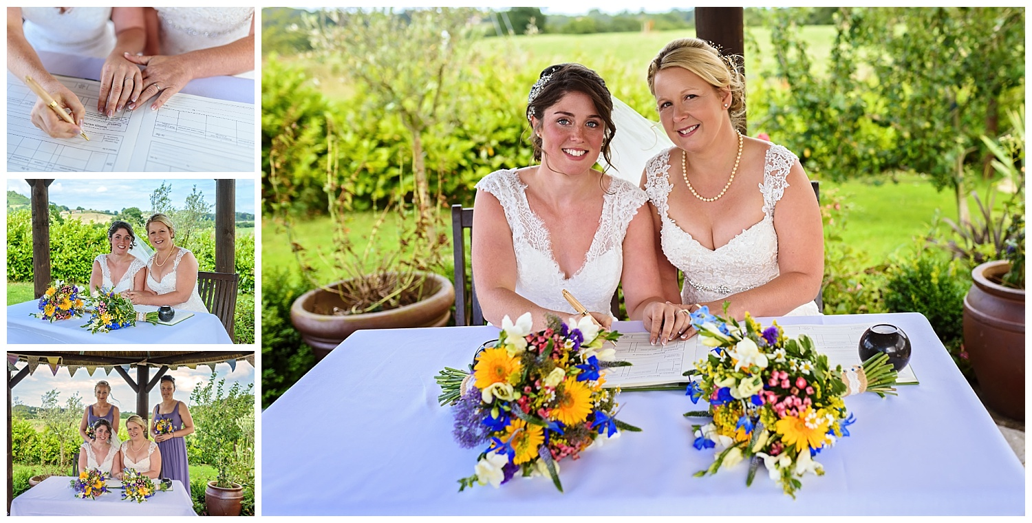 Alex Buckland Photography | Ox Pasture Hall | Same sex Wedding Photographer