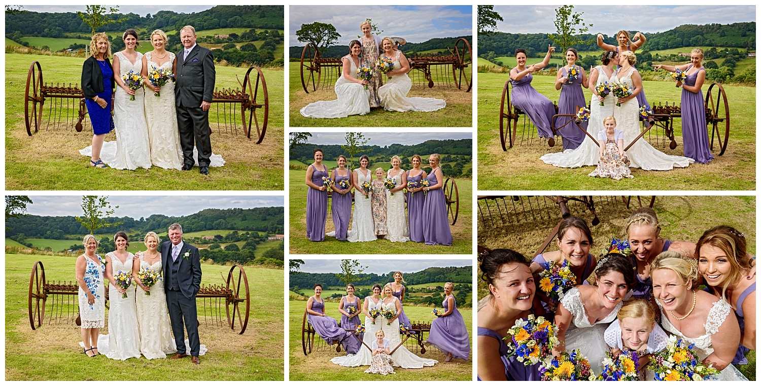 Alex Buckland Photography | Ox Pasture Hall | Lesbian Wedding Photographer