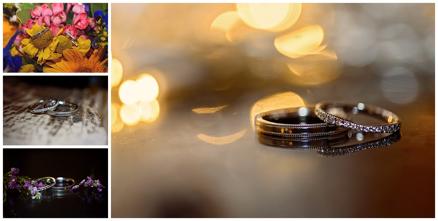 wedding ring photo | bouquet | surrey wedding photographer