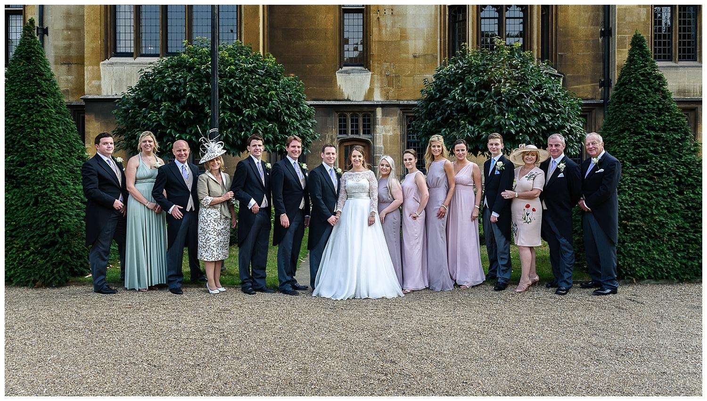 Wedding Party | Lambeth Palace | Surrey and London Wedding Photographer