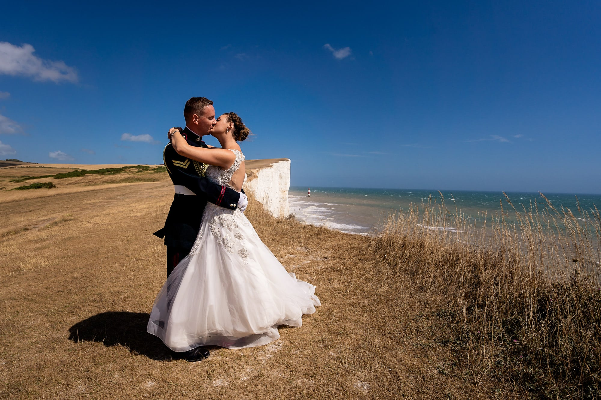 Emily and John, The View Hotel, Eastbourne,East Sussex -