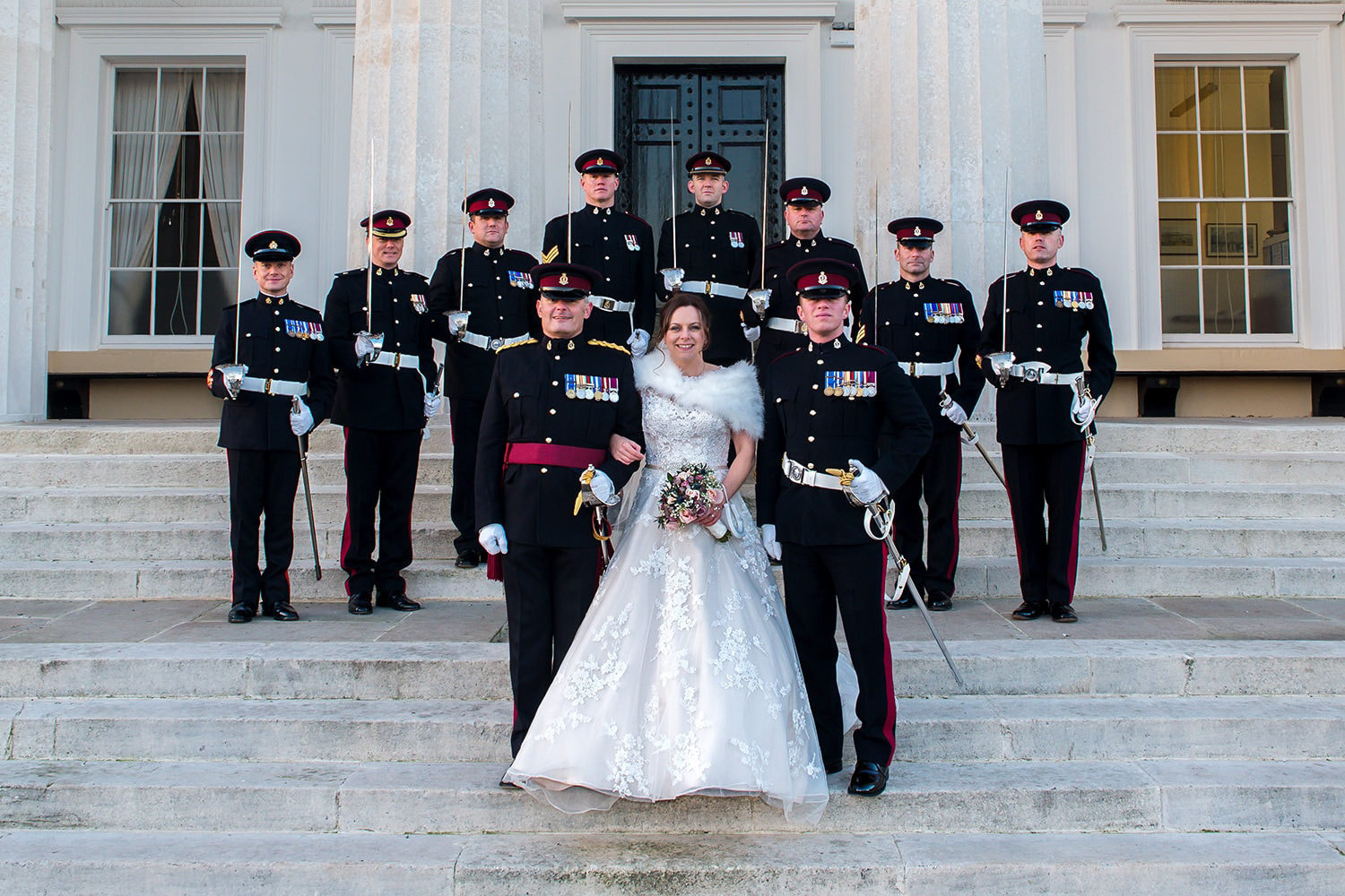 old-college-steps-Sandhurst-wedding-photos-2.jpg