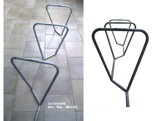 Elvis Cycle Stand
