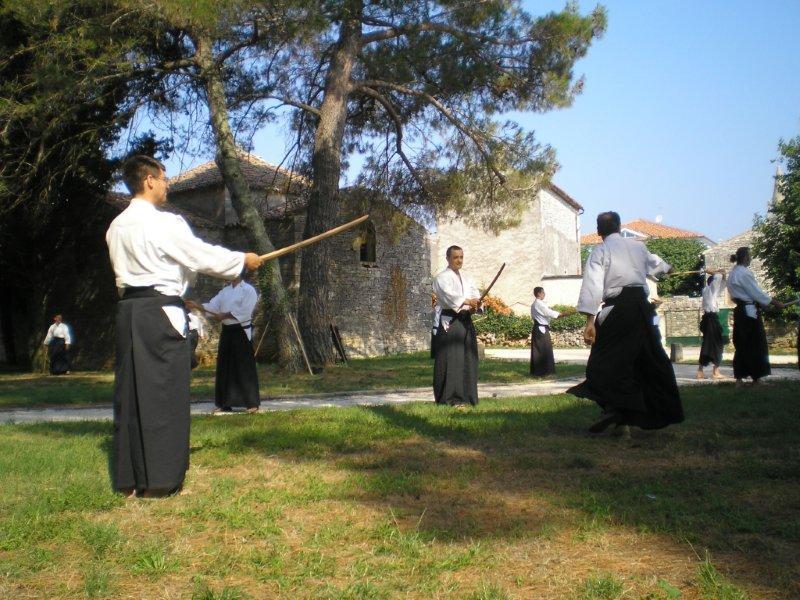 Seminar z Doshujem v Balah, 2011
