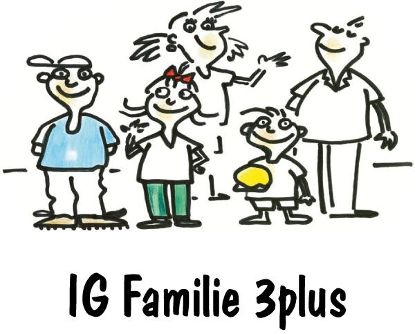 Interessengemeinschaft für Familien mit 3 und mehr Kindern