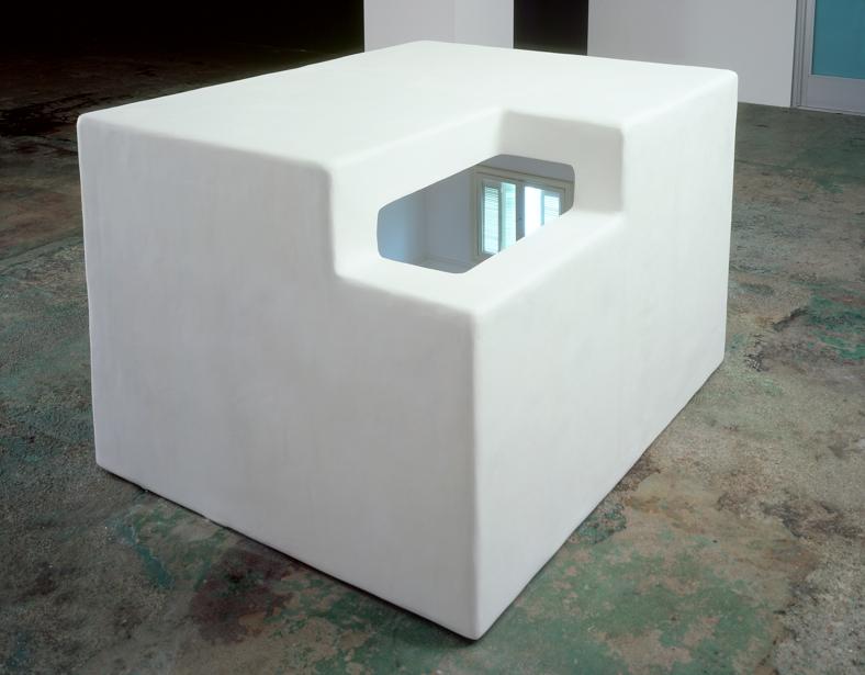 installation view, Thomas Erben gallery, New York, 2007