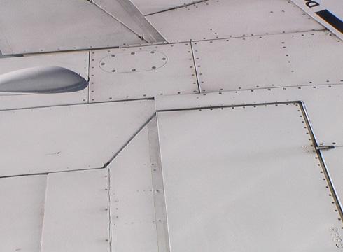2003-2005, Airplane wing .jpg