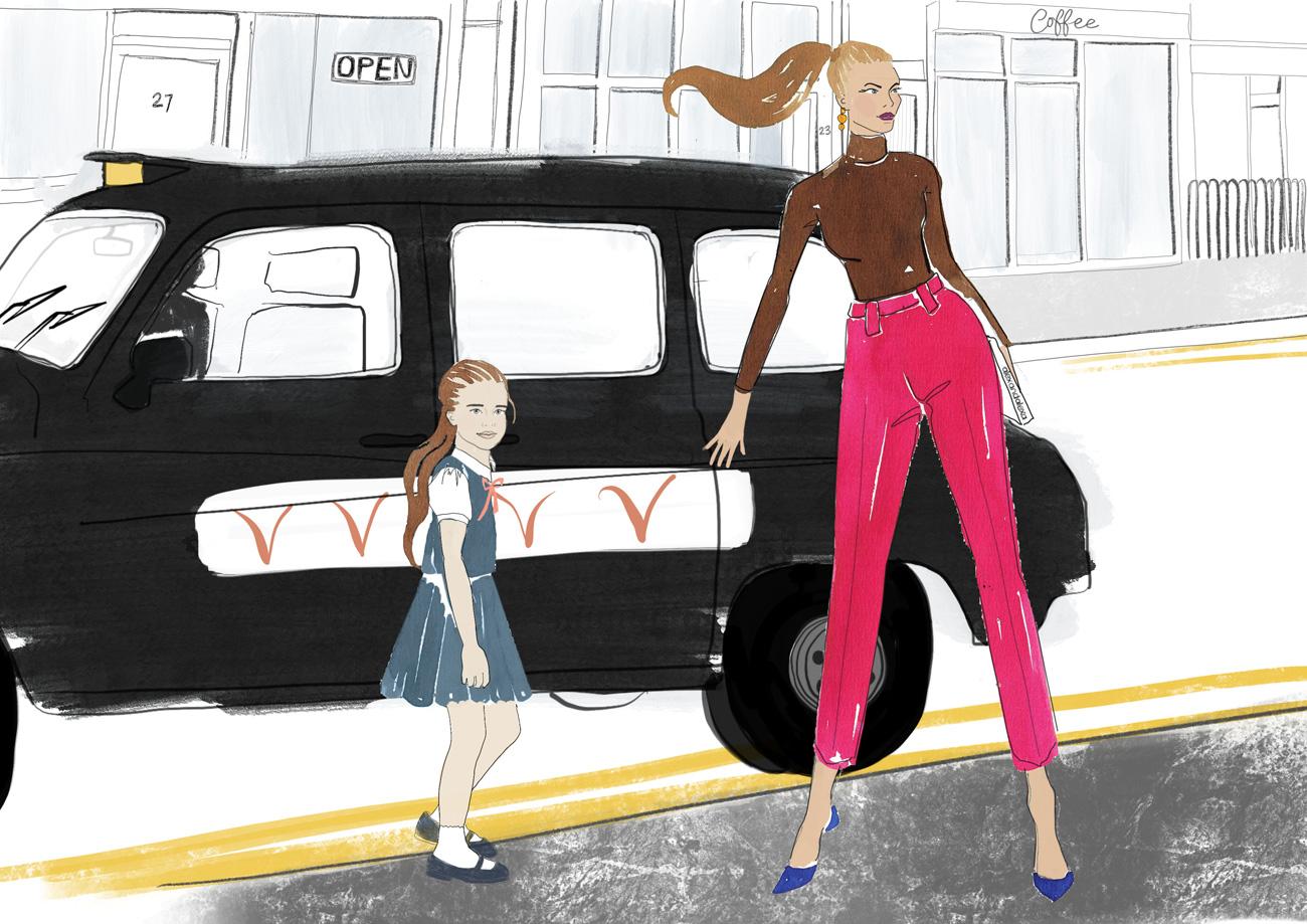 Illustration by Sarah Smart