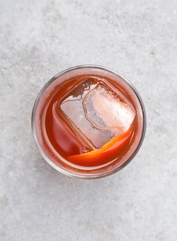 Cocktail at Edmund's Oast