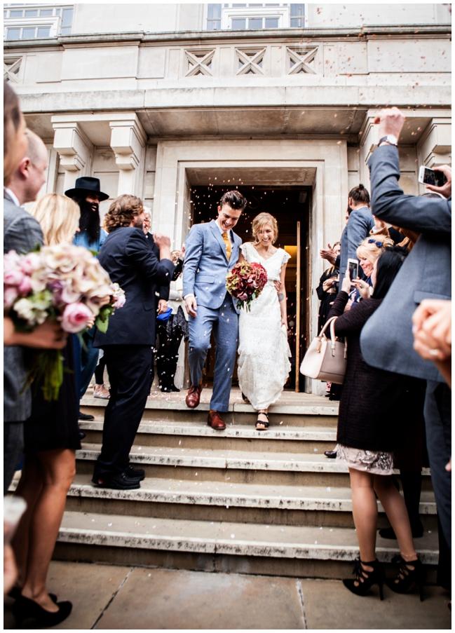 East London Wedding