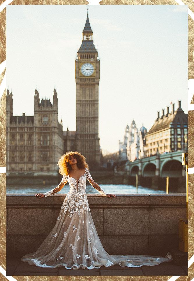 MODEL BRIDES -