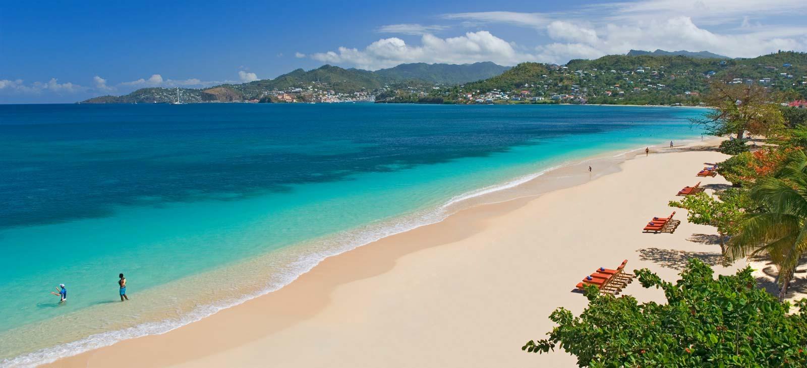 Grand Anse Beach