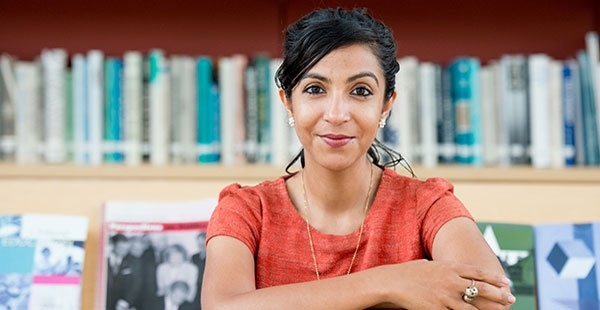 BOOK DISCUSSION WITH BROWN UNIVERSITY'S PRERNA SINGH