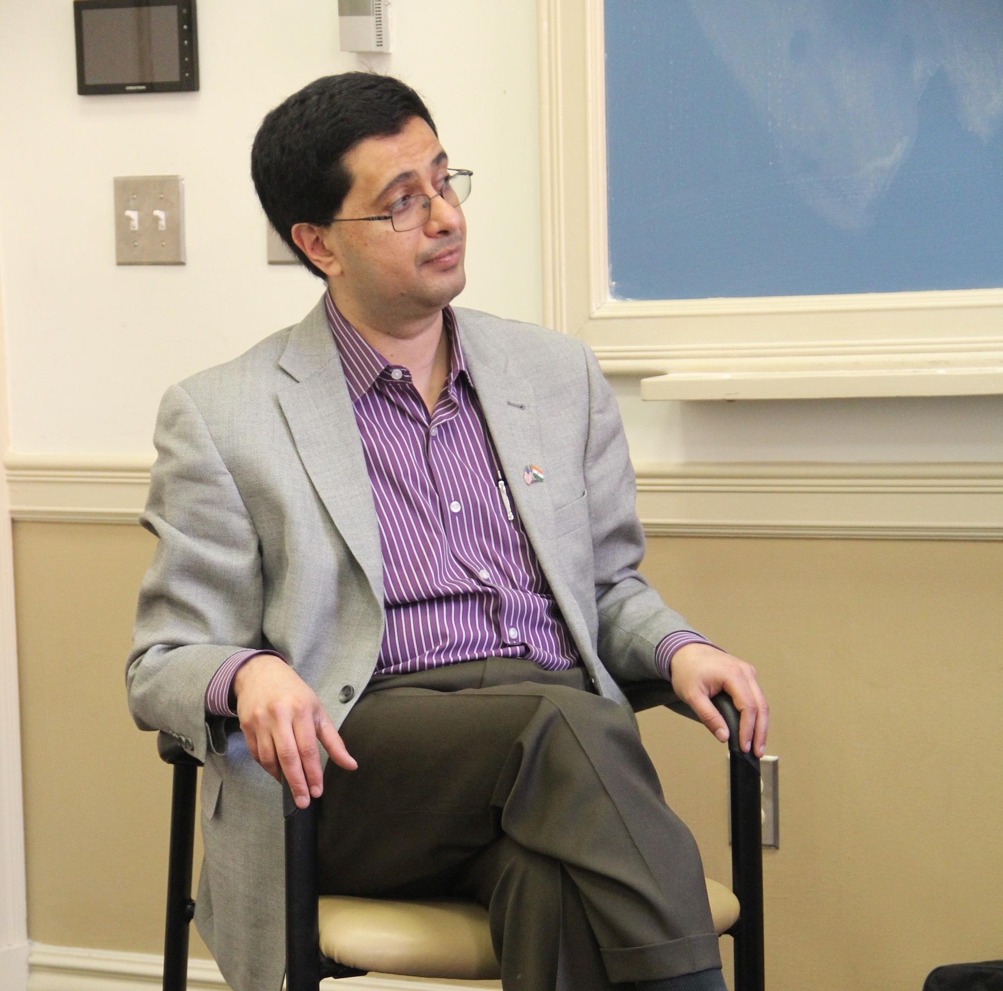 EXCLUSIVE: Sanjeev Joshipura, Executive Director of Indiaspora