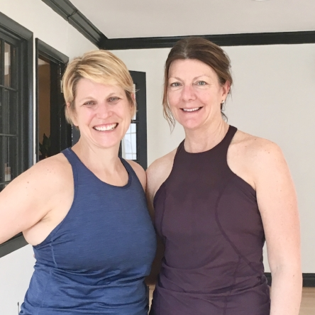 Meet my Sunday teacher, Elena. She's cool. You can read more about her  here . We met at  Wheelhouse Yoga  in Clifton, Virginia.