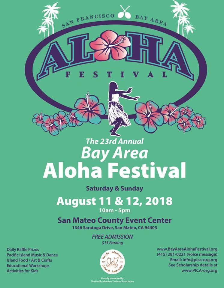 Bay Area Aloha Festival 2018