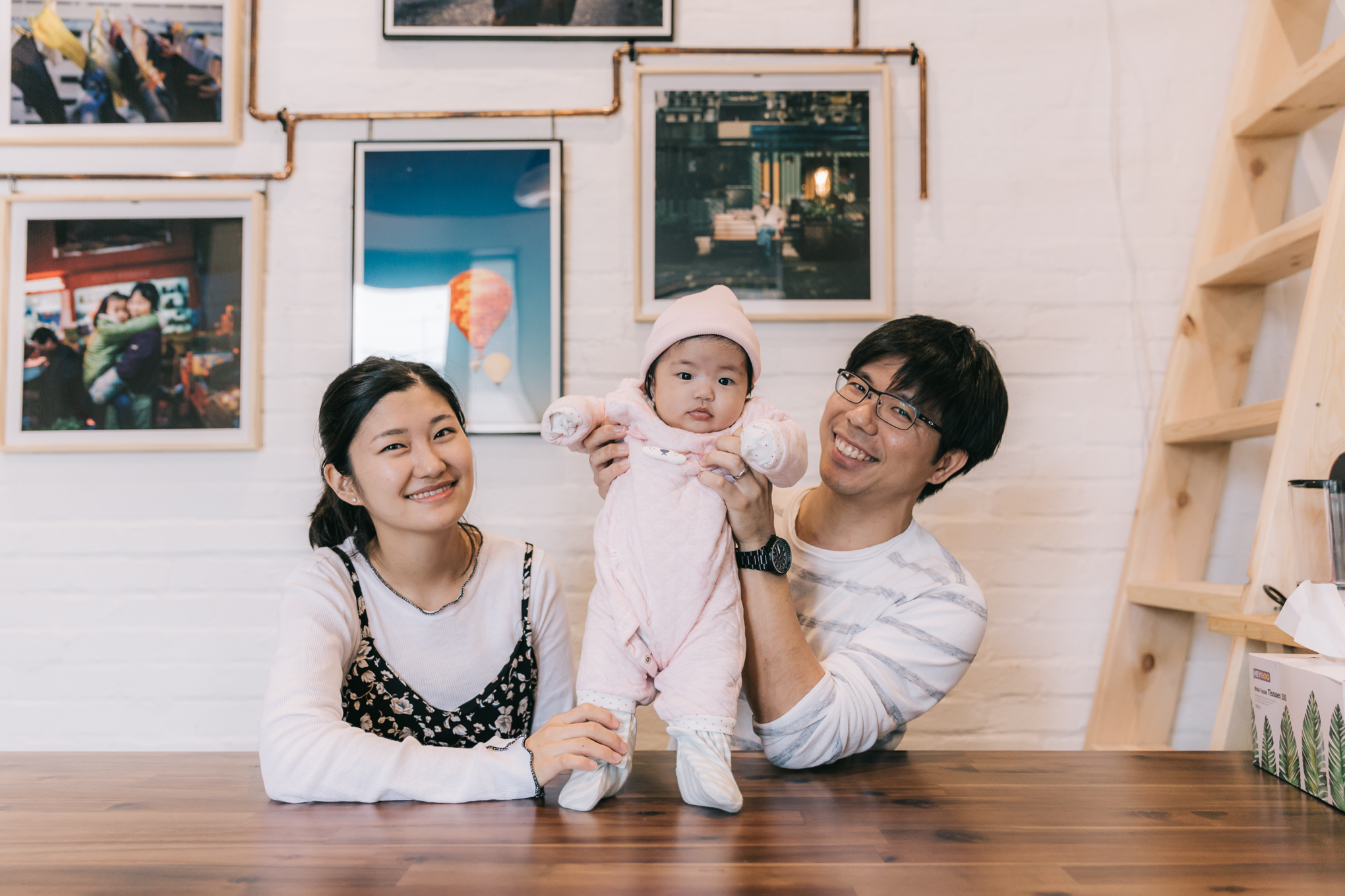 Portrait Photography People Editorial Charmaine Wu Singapore