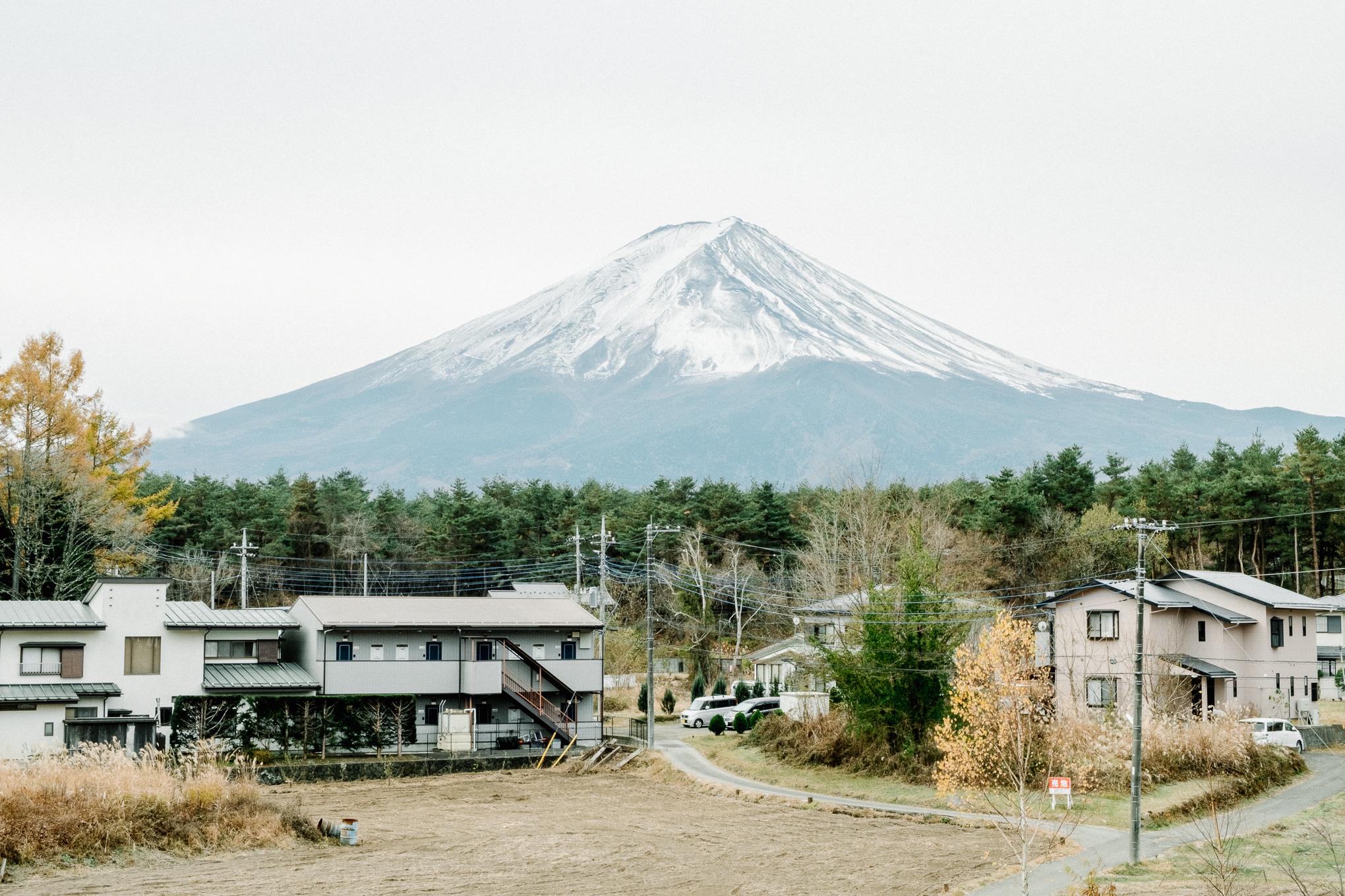 Charmaine Wu Photography Travel Photography Kawaguchiko Mt Fuji Japan Singapore