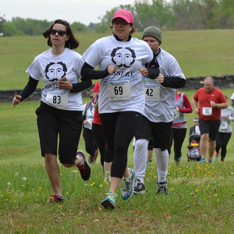 Friends can also compete together as a relay team in the First State Duathlon. Two person teams are $90 ($45/person) and three person teams are $90 ($30/person).
