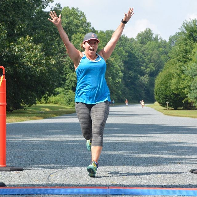 Yah, you could say we're excited...⠀ Register now👟💥 #rundelaware #bikedelaware