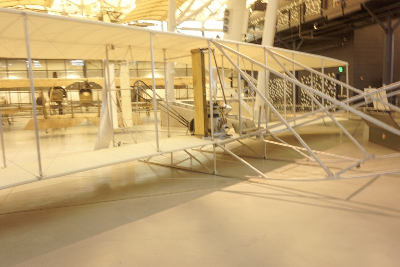 1903 Wright Flyer Replica
