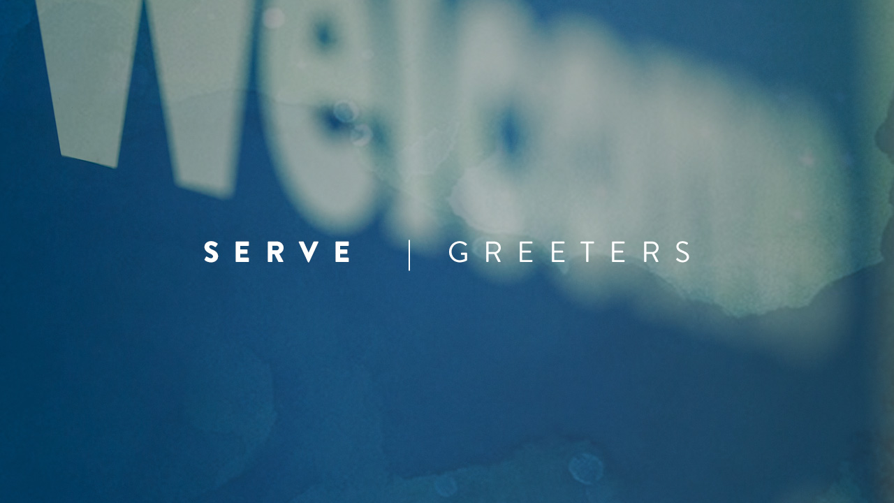 Make a great first impression for Rockwall Pres with our guests by serving as a Greeter for our services.