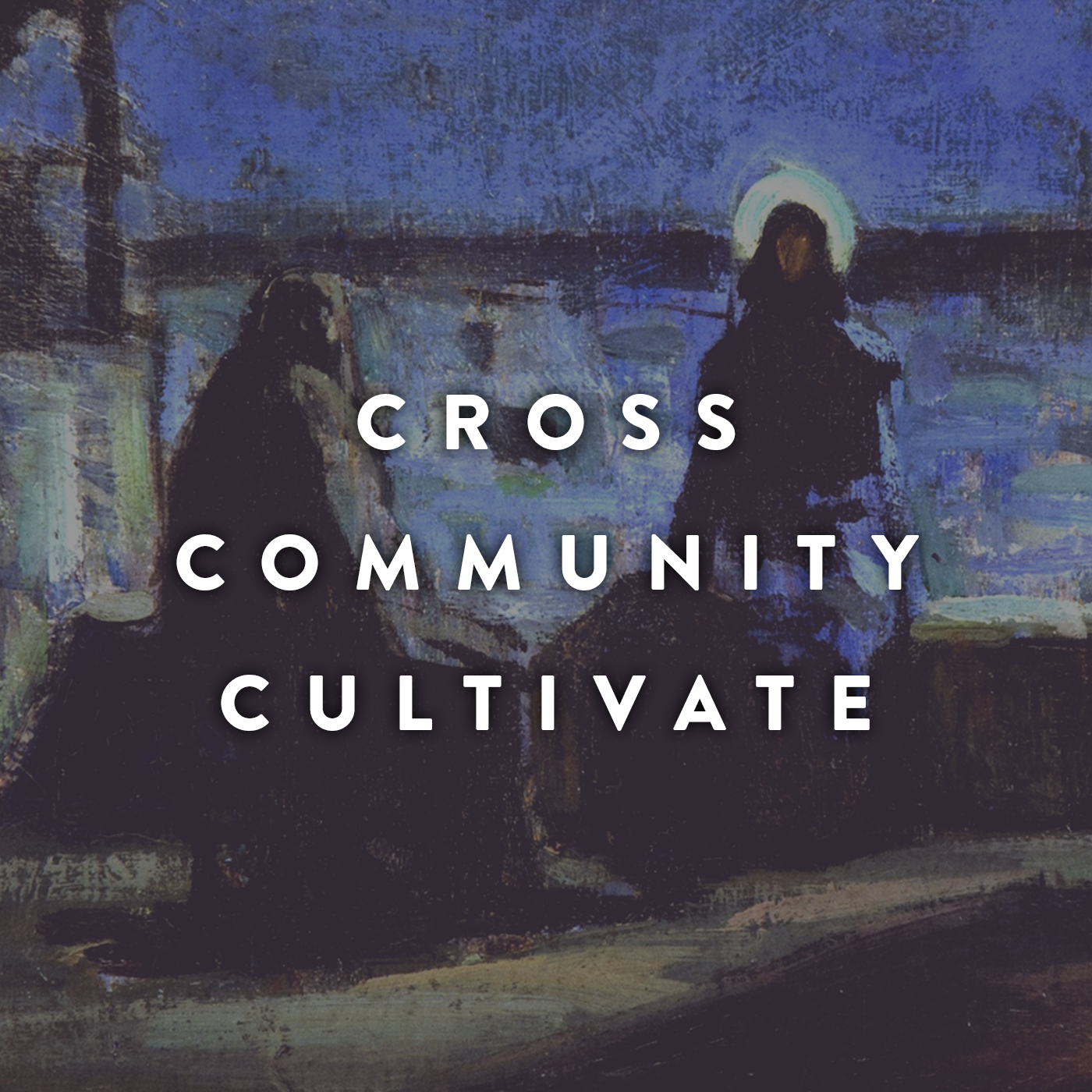 """This is a sermon series on the mission and vision of Rockwall Pres entitled, """"Cross Community Cultivate."""""""