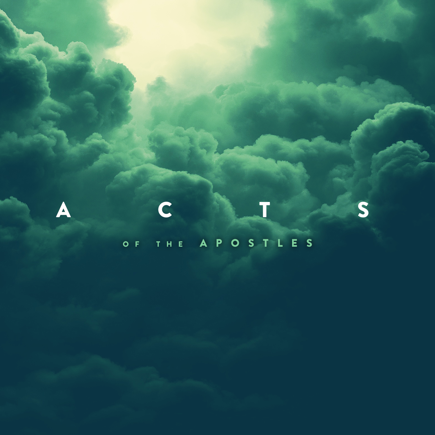 This is our sermon series on the book of Acts.