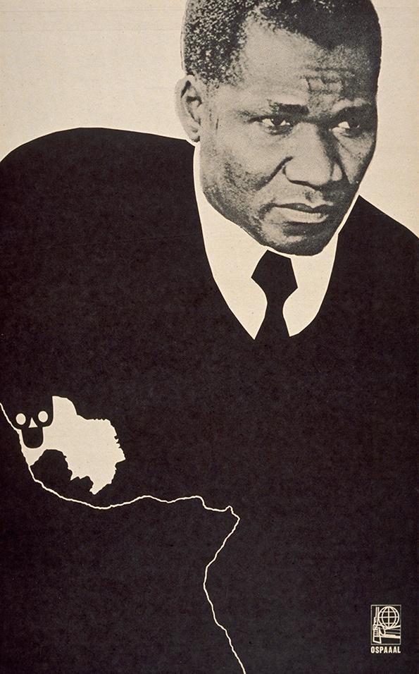 Alfrédo Rostgaard, Sekou Toure, 1971