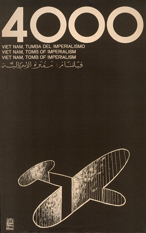 Alfrédo Rostgaard, 4000 planes downed/ Viet Nam, Tomb of Imperialism, 1972