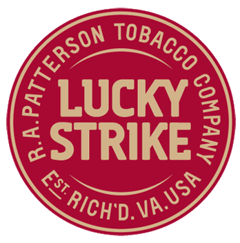 A year later in 1871, R.A. Patterson created the lucky strike logo.