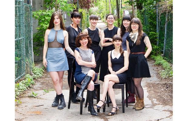 Norwegian Wood, Bodybag, MylèneB, Édition de Robes, Atelier B, Jennifer Glasgow, Betina Lou
