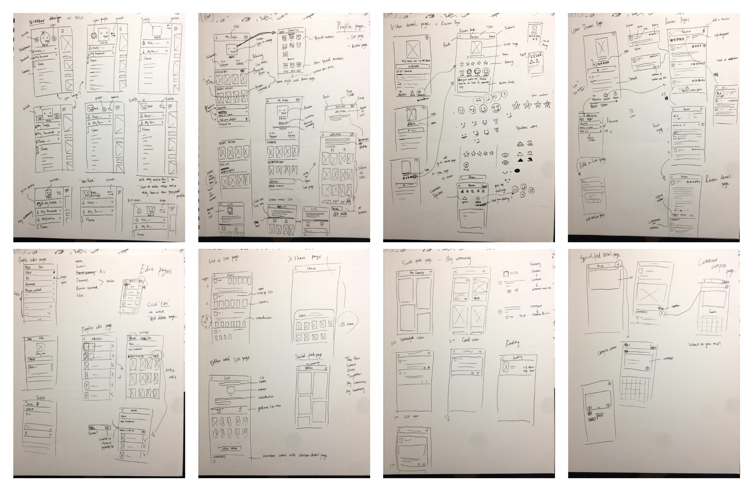 Ming's UX Portfolio