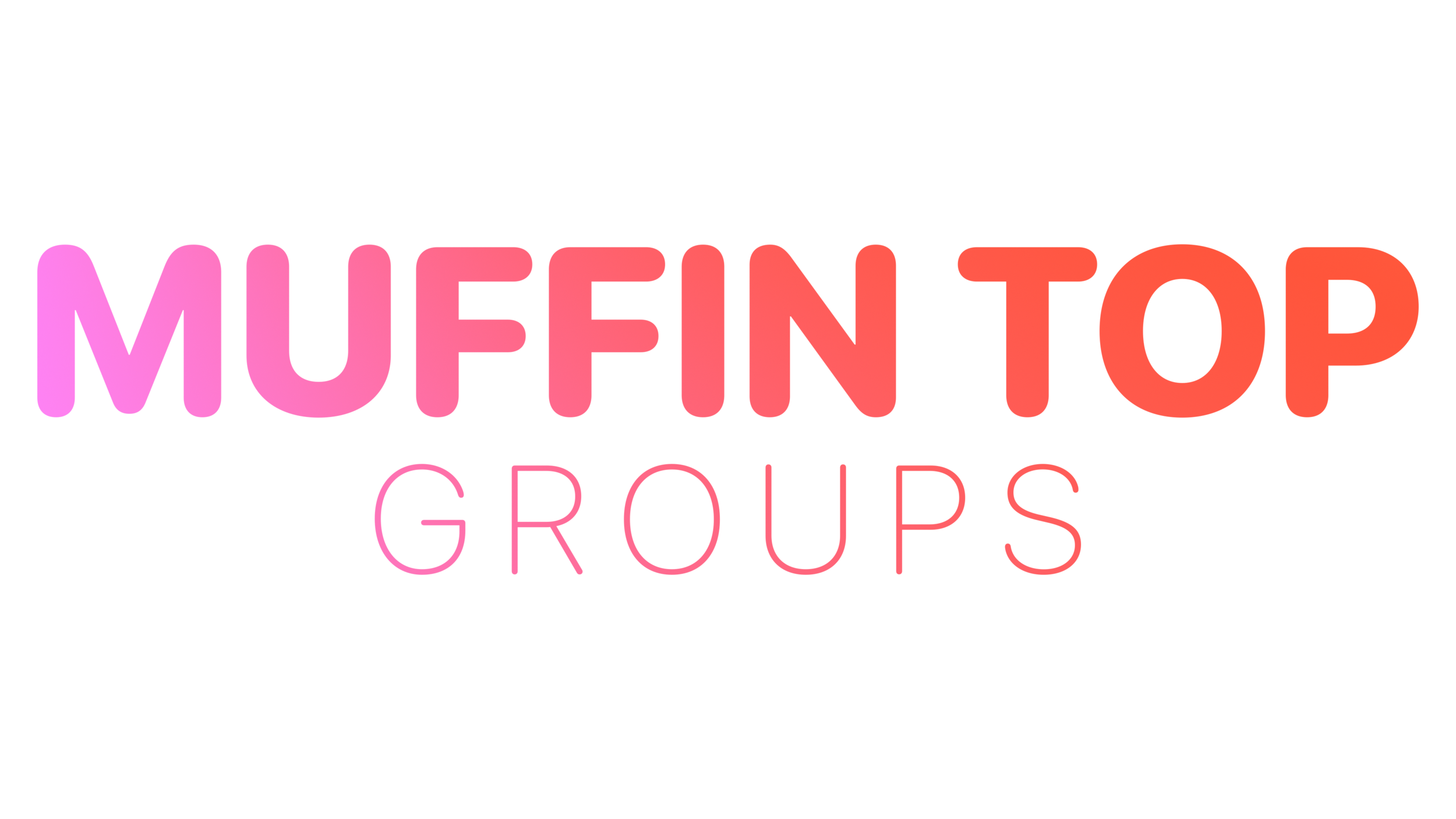 Muffin top groups