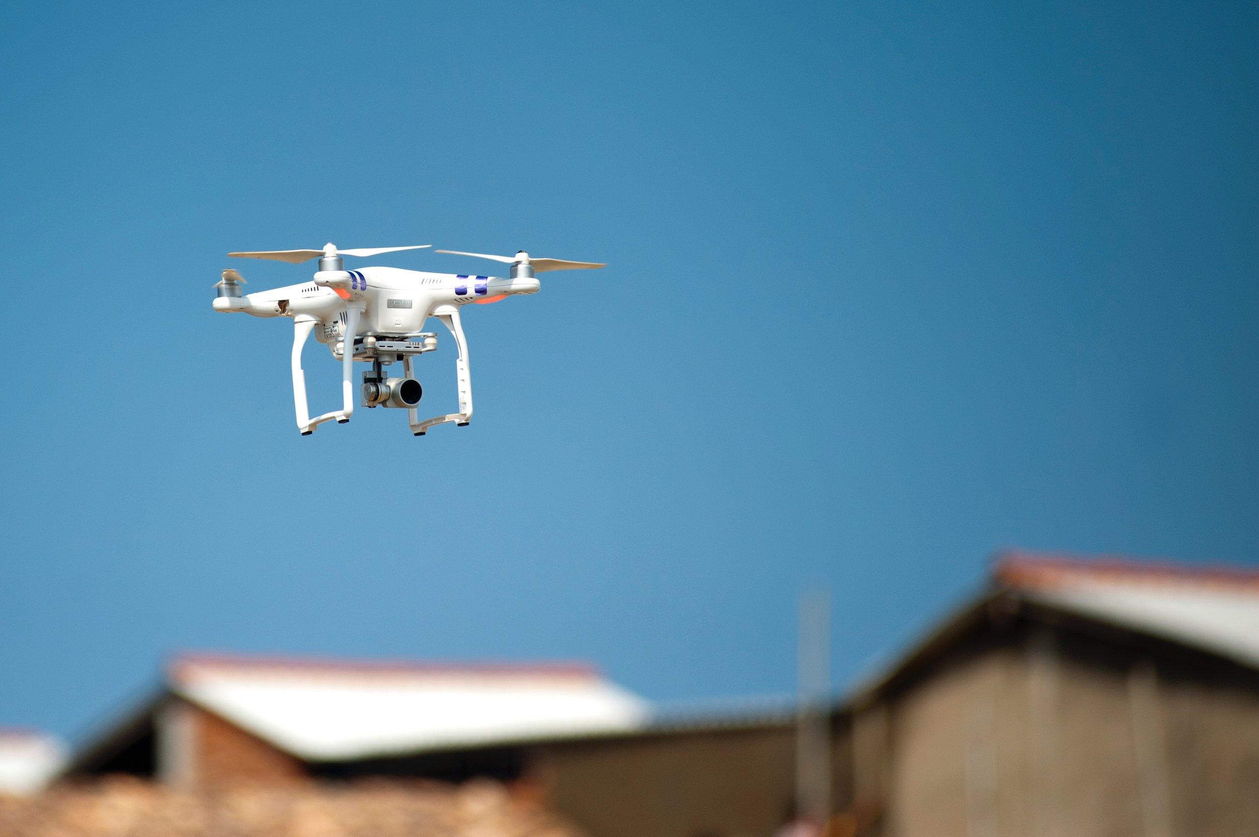 Drone photography - Fotografía con Dron