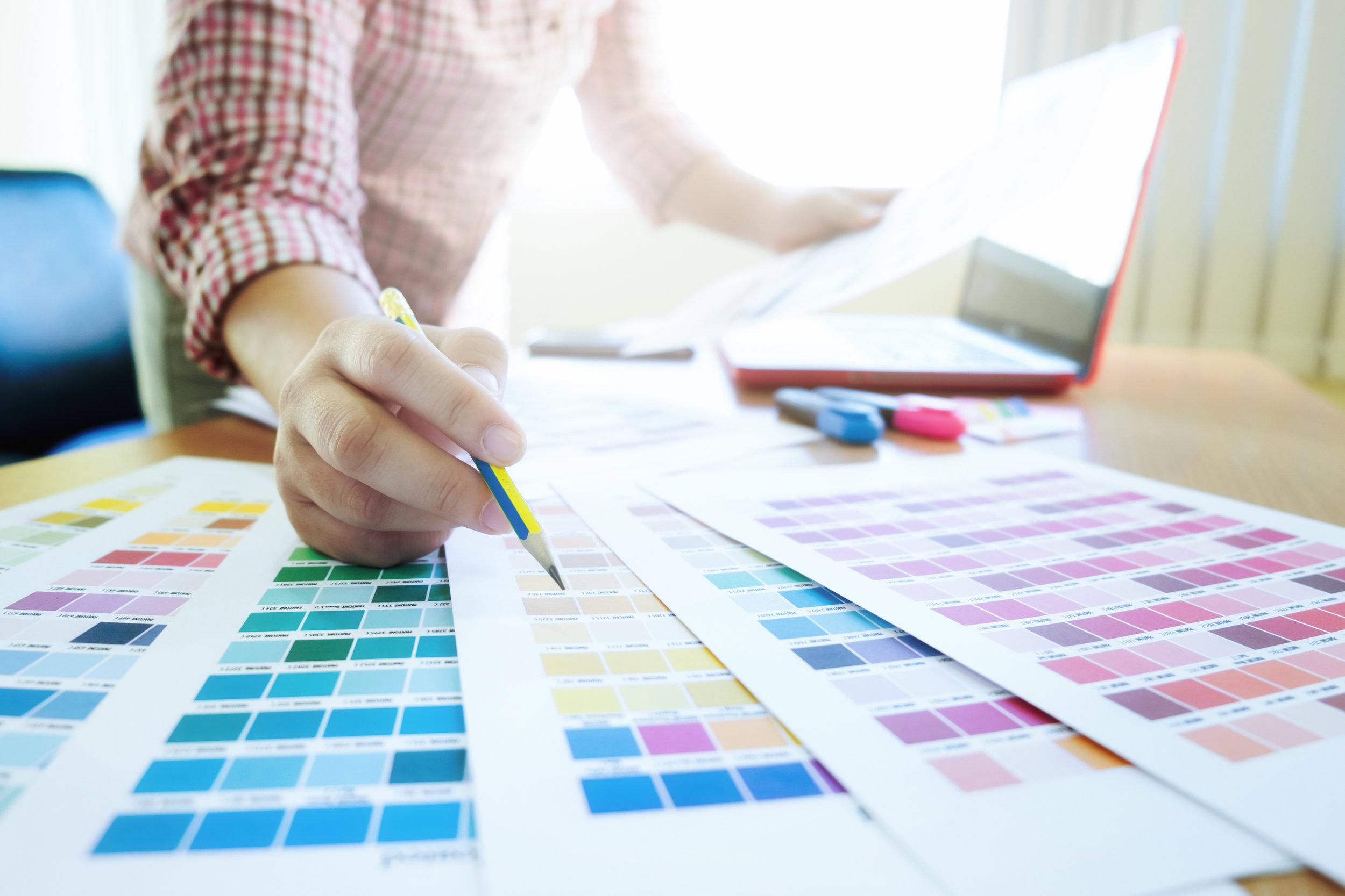 Design & Stationery - Diseño & Papelería (Comercial & Eventos)