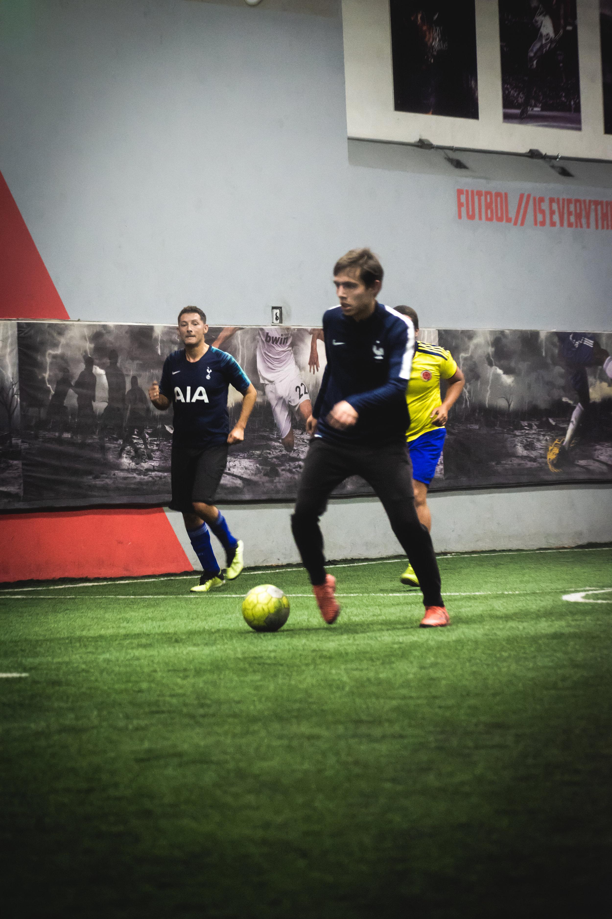 Soccer - February 2019