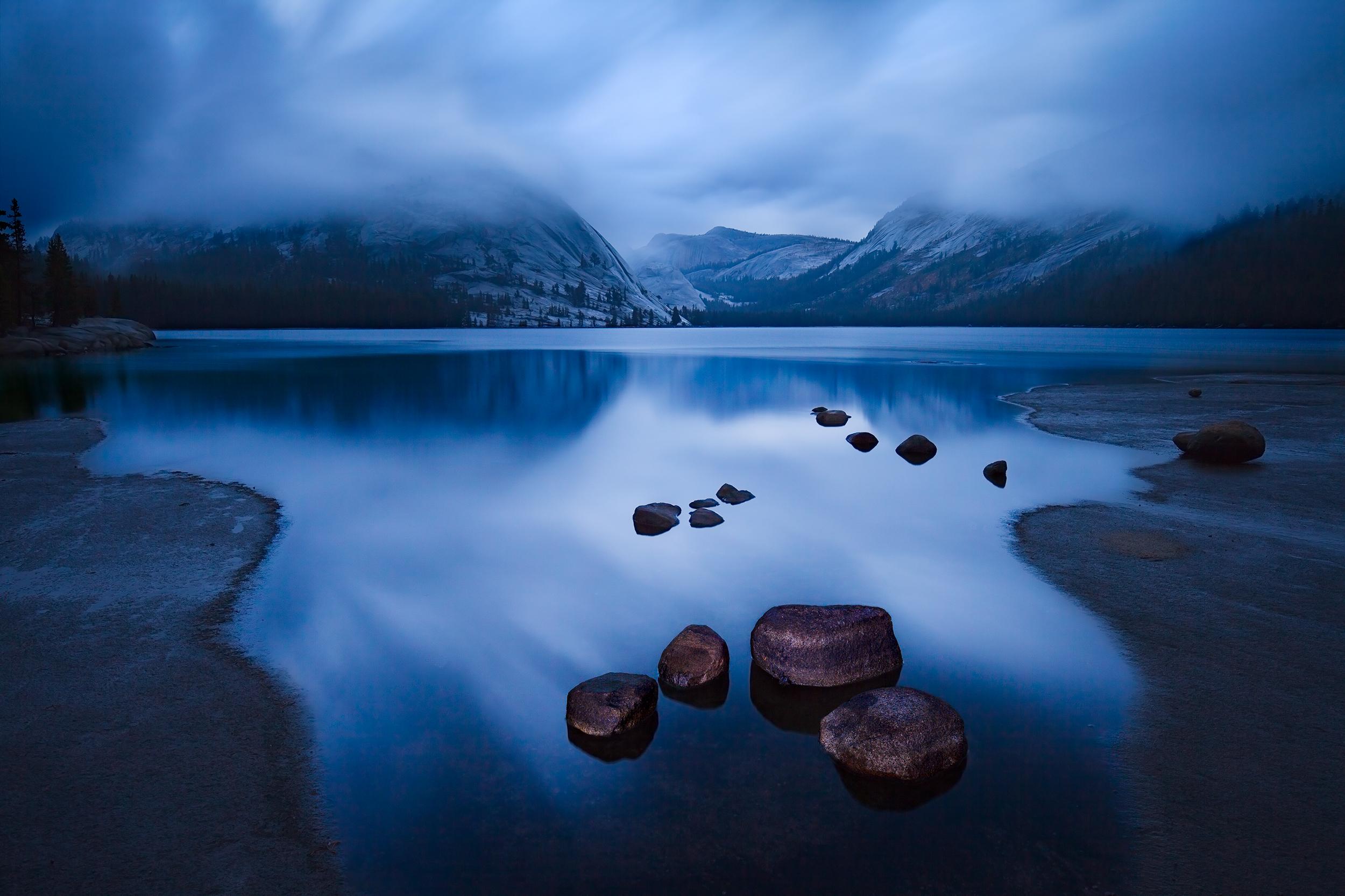 Tenaya Lake Evening (5799)