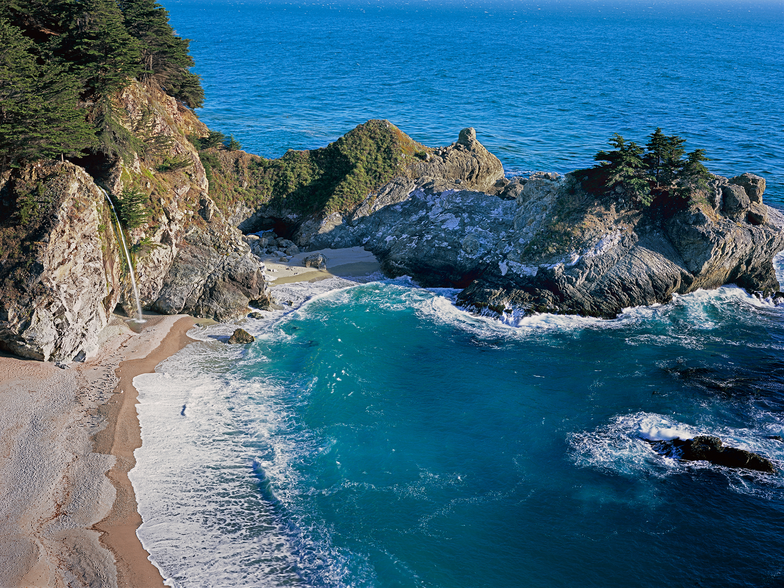 McWay Falls - Julia Pfeiffer Burns State Park (100)