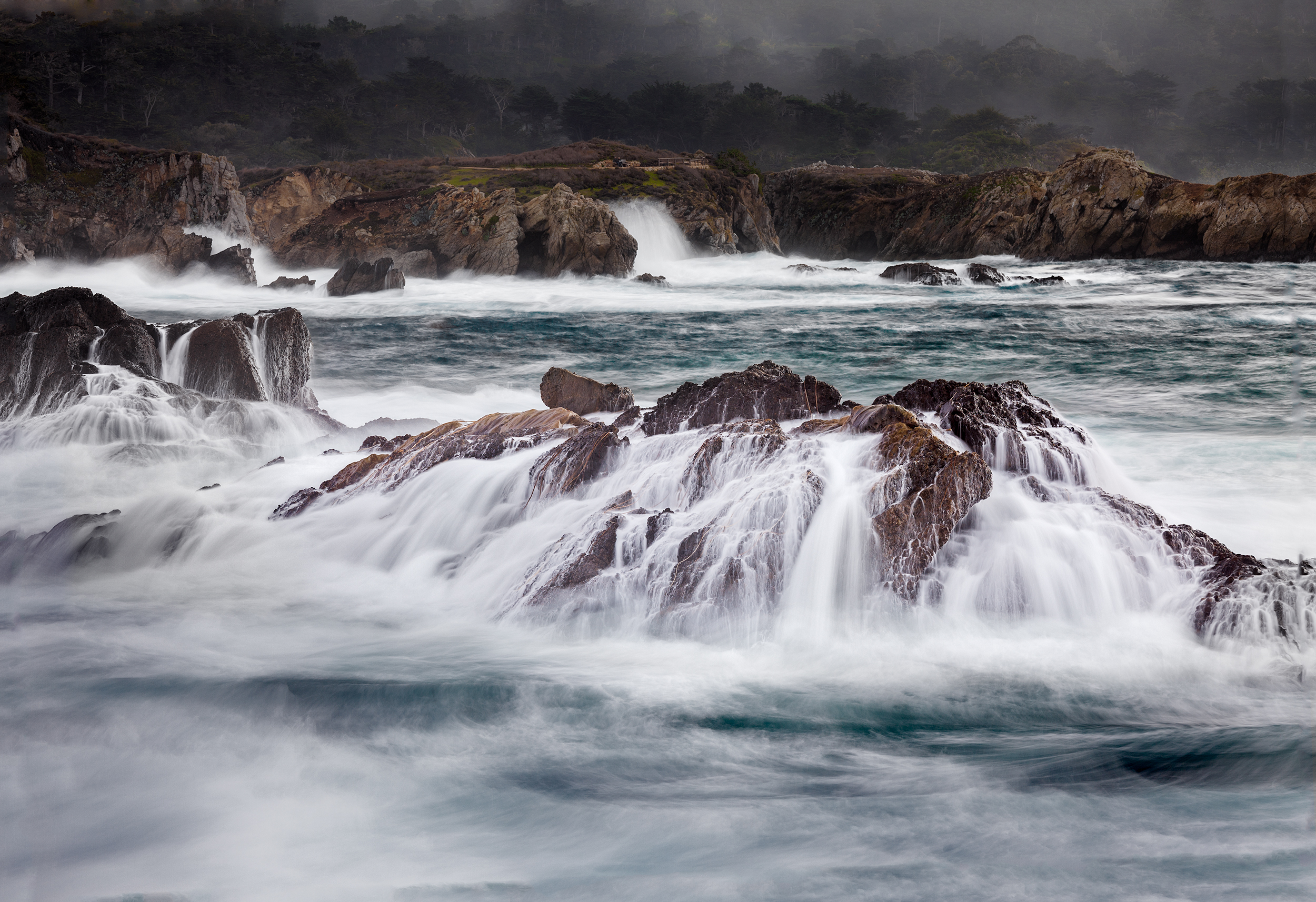 Cascade - Point Lobos  (7000)