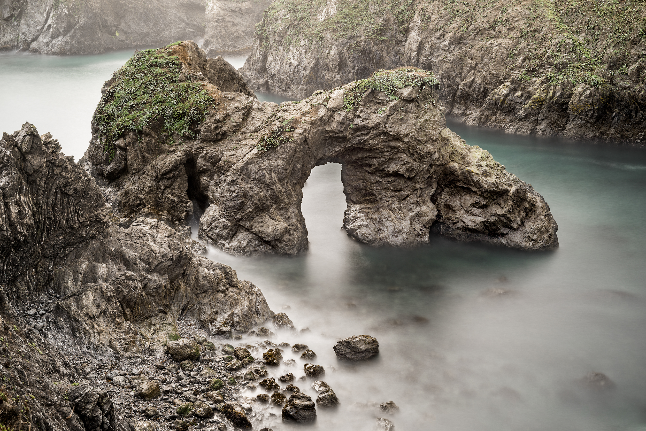 Mendocino Headlands Arch (5433)
